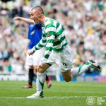 Broony was head-over-heels on Sunday! 🤣  He's not the only one to have enjoyed a #CelticFC goal over the years...