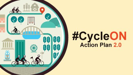 test Twitter Media - New #CycleON Action Plan 2.0 is here! Find out how Ontario is making it safer and easier for you to commute by bike. https://t.co/3QmgdvfRgu https://t.co/lFi1bnMgQ8
