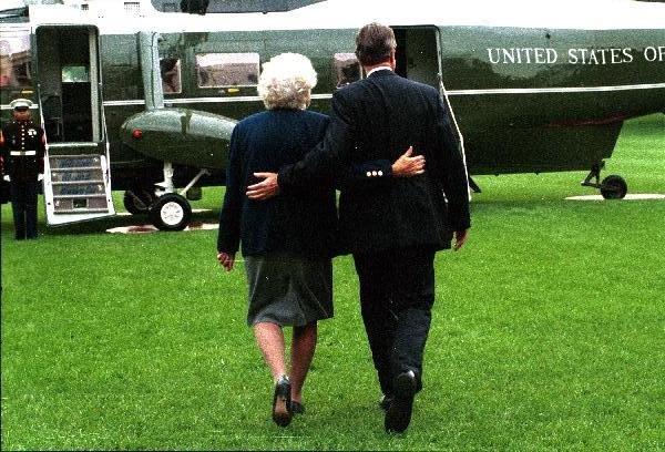 Remembering former First Lady Barbara Bush: https://t.co/QyStYsEqAv https://t.co/xINYXbdbLM