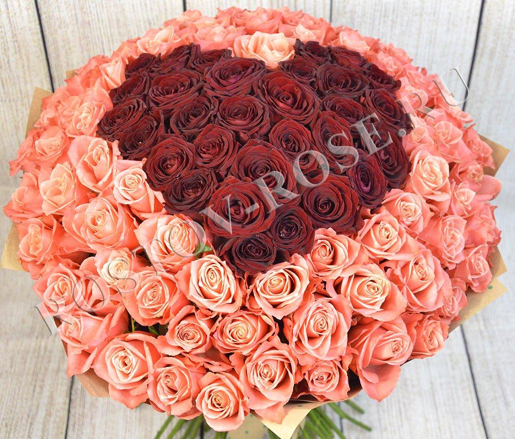 Огромное количество роз фото