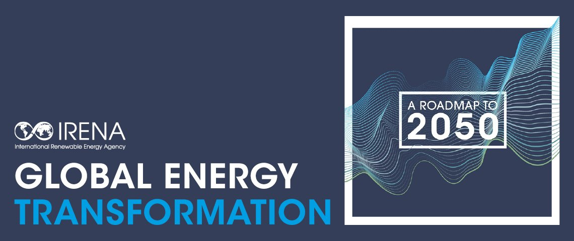 IRENA Global Energy Transformation A Roadmap to 2050