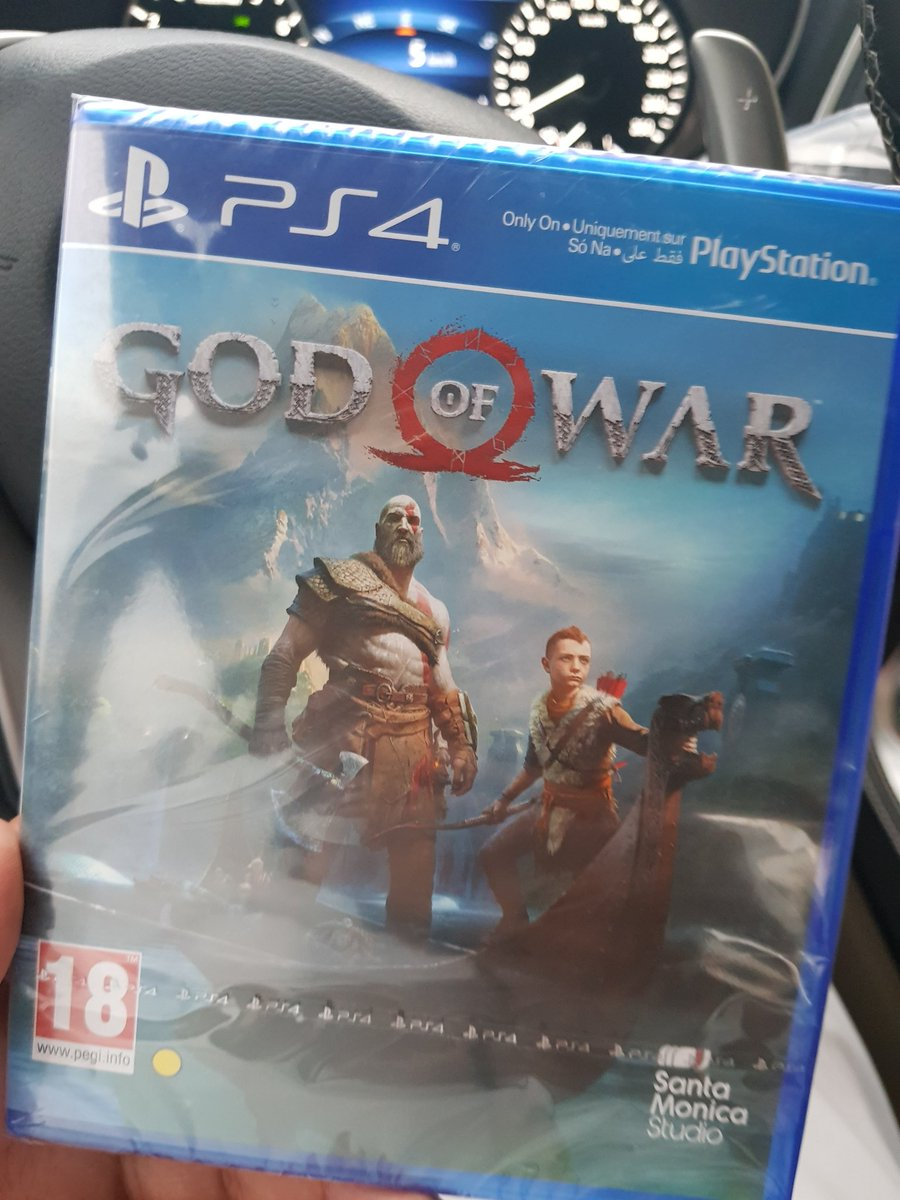 Raeed Sur Twitter Godofwar Limited Edition Gift Finally