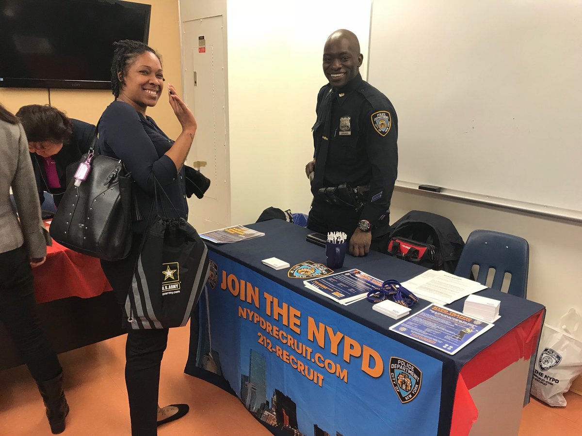 6e5a8ab15 NYPD Recruitment on Twitter
