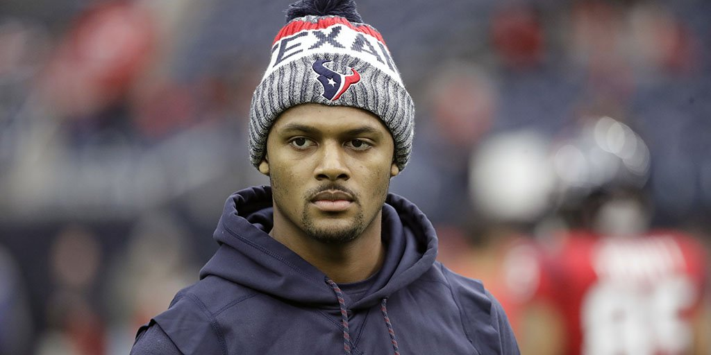 Texans QB Deshaun Watson: 'My game's not changing' after ACL injury https://t.co/dcVY1tiaba https://t.co/Nkx22YKUjM