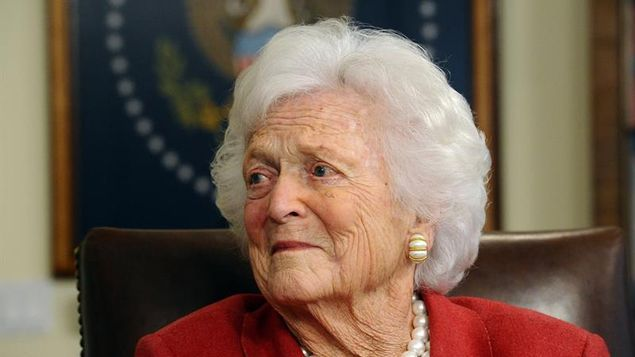 Fallece la ex primera dama de EE.UU. Barbara Bush a los 92 años https://t.co/nlVdH7U05C https://t.co/oW6i8prVFL