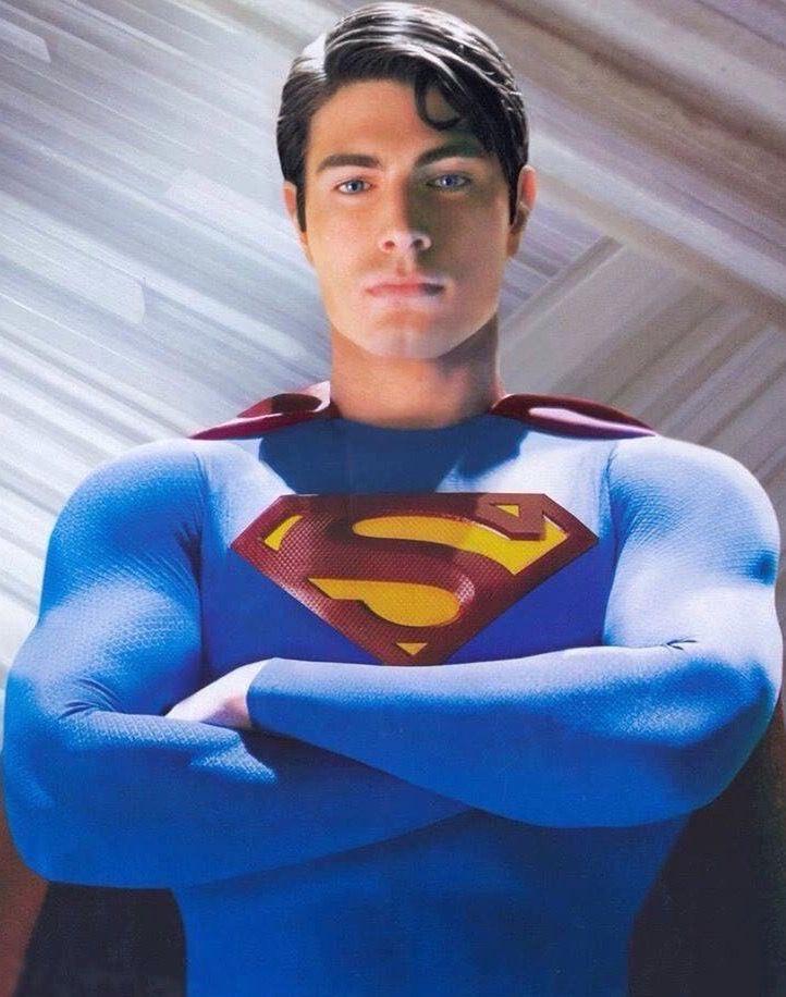 brandon routh superman - 722×916