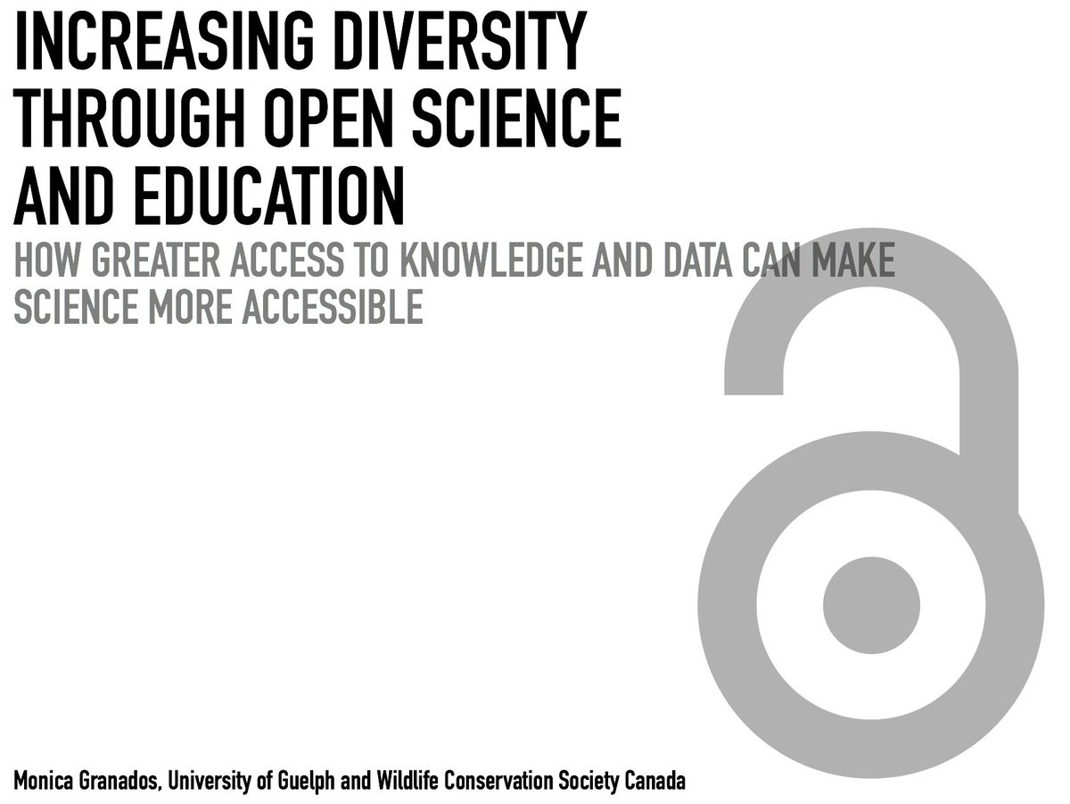 I&#39;m giving a seminar today @UDelaware on #openscience! I&#39;ll be talking about some of the amazing tools (@@biorxivpreprint, @PREreview_ , @unpaywall) the #OA community has developed to make science more accessible. <br>http://pic.twitter.com/eCNBFazQ3a