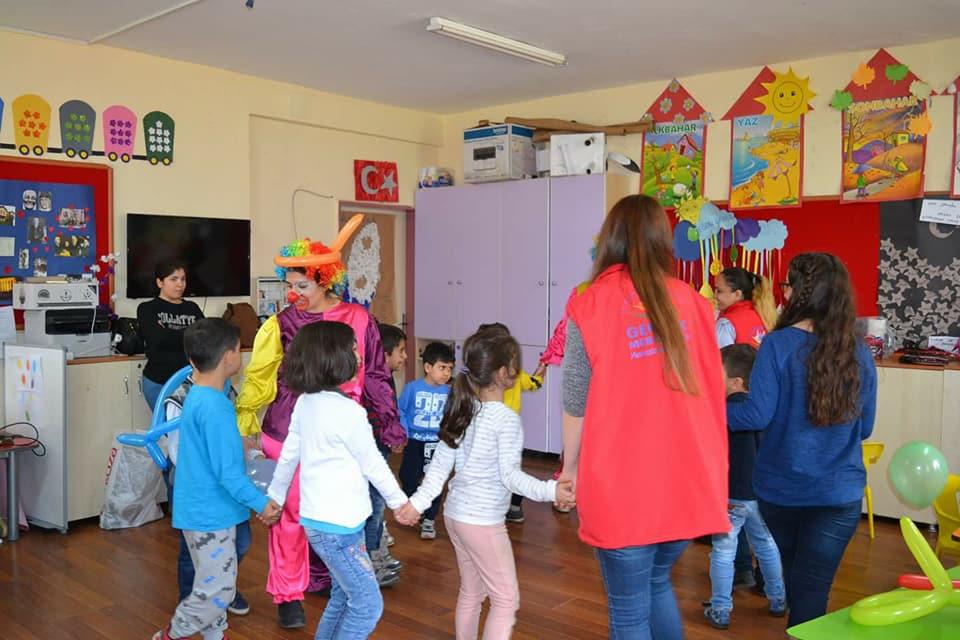 Adana Genc Palyaco Twitterren Okul Oncesi Cocuklarin Palyaco