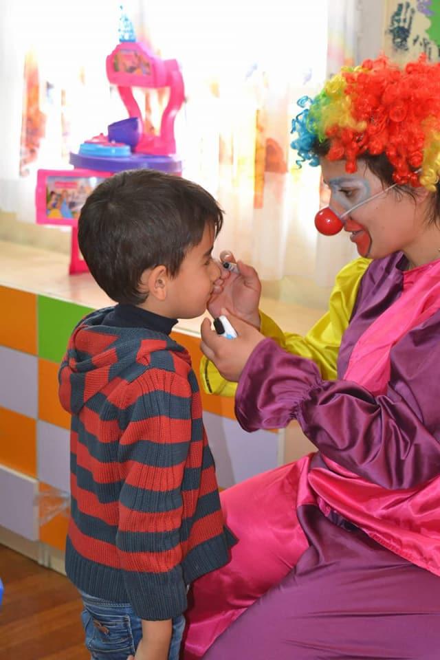 Adana Genç Palyaço En Twitter Okul öncesi çocukların Palyaço