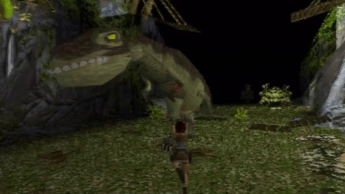Storysmashuk On Twitter Back In The Ps1 Era Tomb Raider Wowed