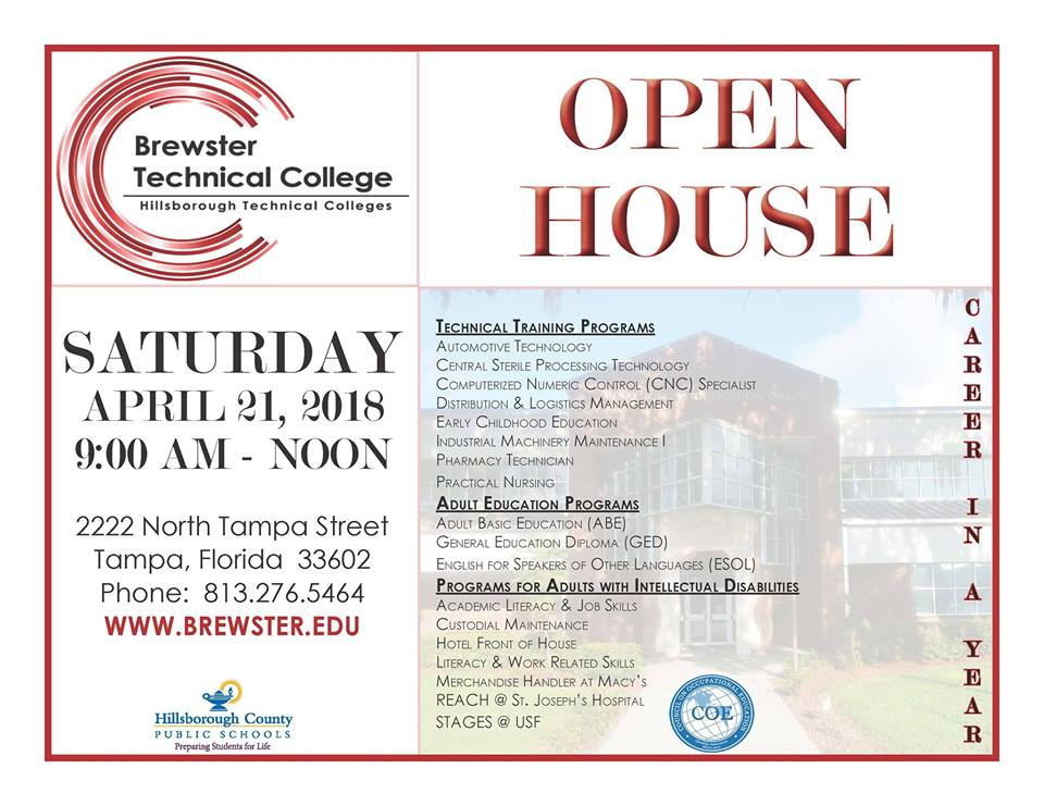 Brewster Tech On Twitter Join Us This Saturday For A Free