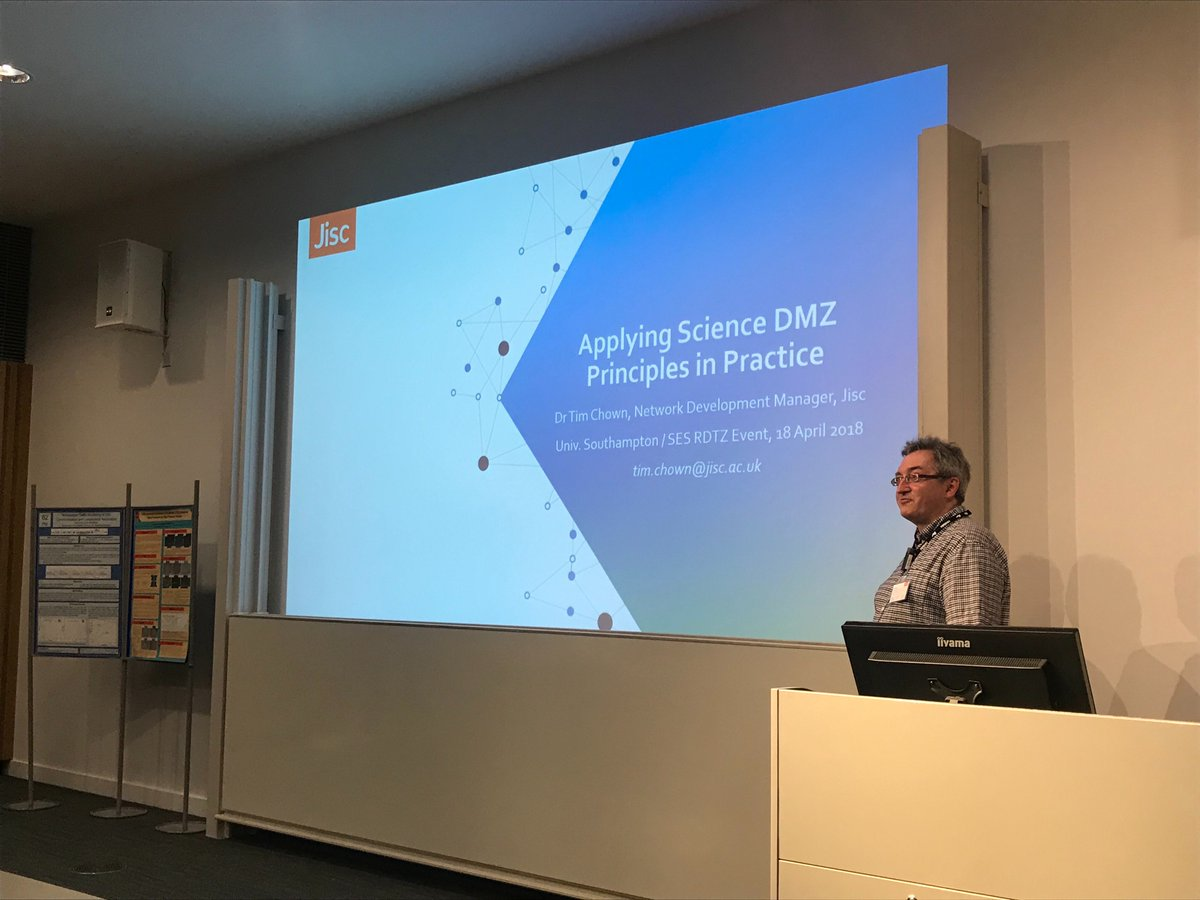 test Twitter Media - We're kicking off #SESOpen today with Prof. Tony Hey from @SciComp_STFC and Tim Chown from @Jisc introducing science DMZs. Watch the livecast at https://t.co/pK2UxZjRTz https://t.co/L40vHnvncc