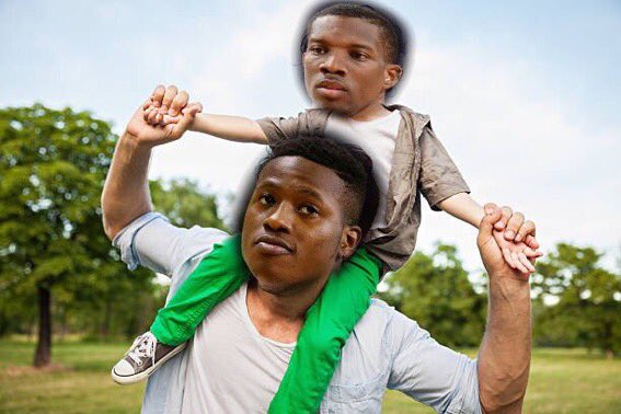 Here we have Eric Bledsoe pictured with his father https://t.co/YMuHb6G4T7