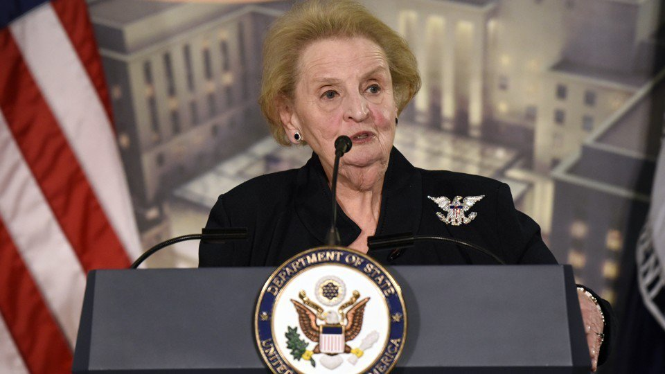 Madeleine Albright argues that Donald Trump is the least democratic president in modern history:   https://t.co/dEwRFOm0ta