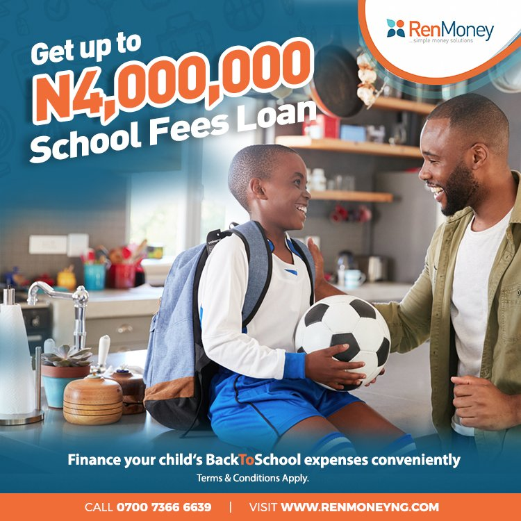 Who needs a #Back2School loan? Get it at affordable rates, visit  http://www. renmoneyng.com/loans/school-f ees-loan &nbsp; … , Call 0700 7366 6639 or DM RenMoney has got your back.<br>http://pic.twitter.com/mWAWPkrjzL