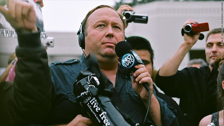 Alex Jones, the right-wing conspiracy theorist who has repeatedly suggested the Sandy Hook Elementary School shooting was a hoax, is being sued by three parents whose children were killed in the 2012 massacre https://t.co/tAbpduvo6c