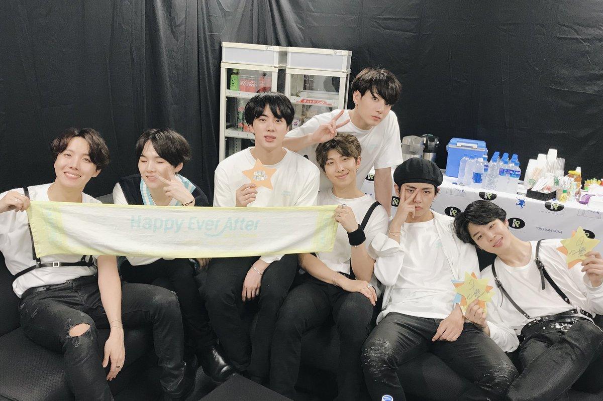 [#오늘의방탄] HAPPY EVER AFTER💜 일본에서 다시 시작된 이...