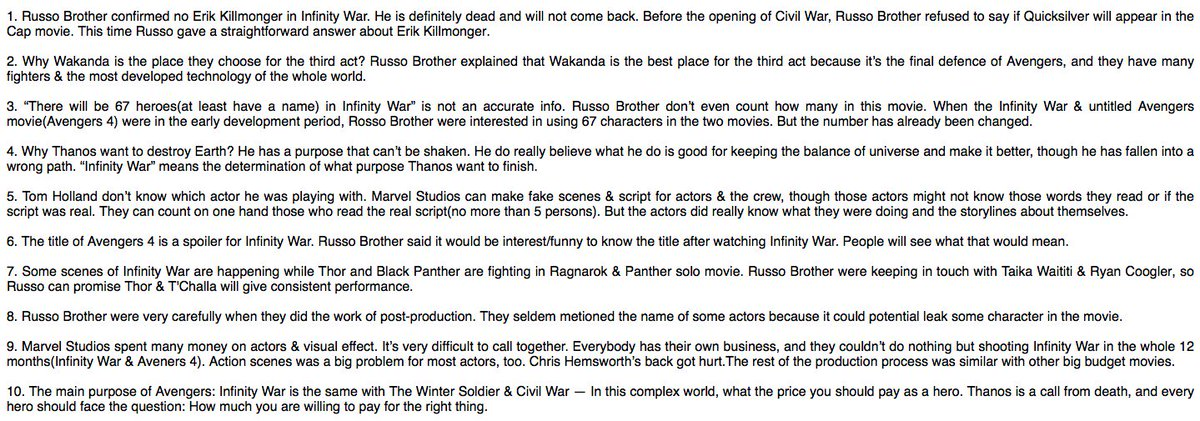 SPOILER WARNING If You Dont Wanna Know Any Other Details About Story Plots Read It InfinityWarpictwitter NEhkZCWekO