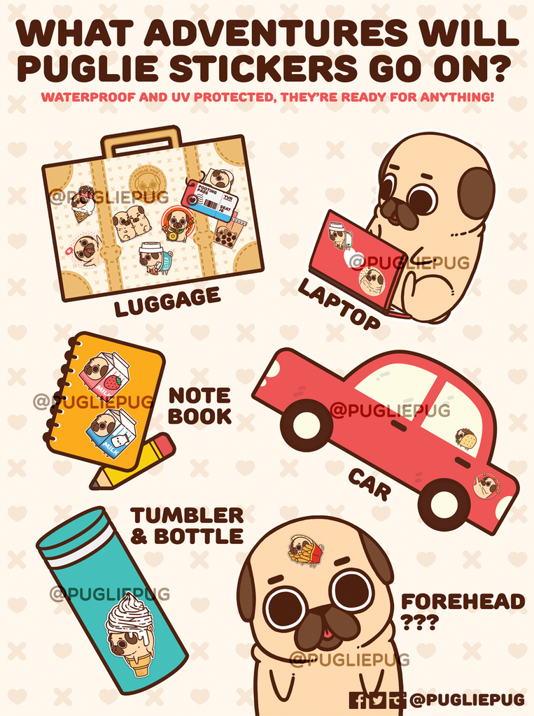Puglie Pugpax West On Twitter What Adventures Will You