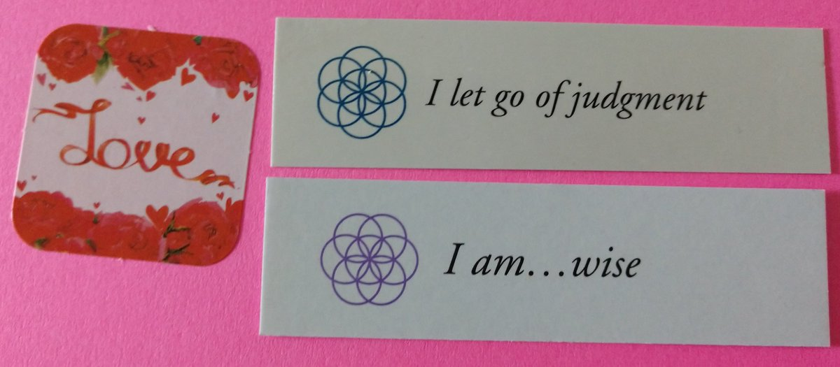test Twitter Media - Today's Positive Thoughts: I let go of judgment and I am...wise. Randomly selected from my #inspirational card sets. #affirmation https://t.co/lQnLN4sCrv