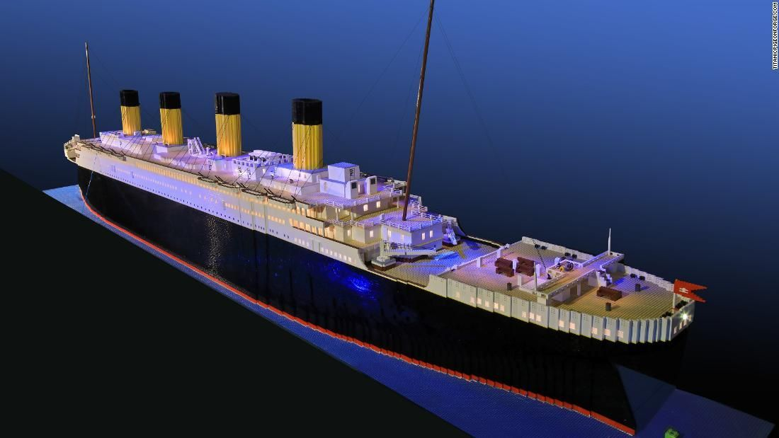This is amazing! A 10 year old boy with autism has just built the worlds largest Lego Titanic replica! Let us know your thoughts! #Titanic #Lego #Autism  https:// buff.ly/2qI6aYT  &nbsp;  <br>http://pic.twitter.com/Qyng82zCID