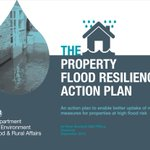 Are you familiar with the Property #Flood #Resilience Action Plan and what it aims to achieve?   If not, why not read our blog: https://t.co/ZFBUouvFHP  This is a private sector Roundtable response to the impacts of major flooding events in the UK in recent years.