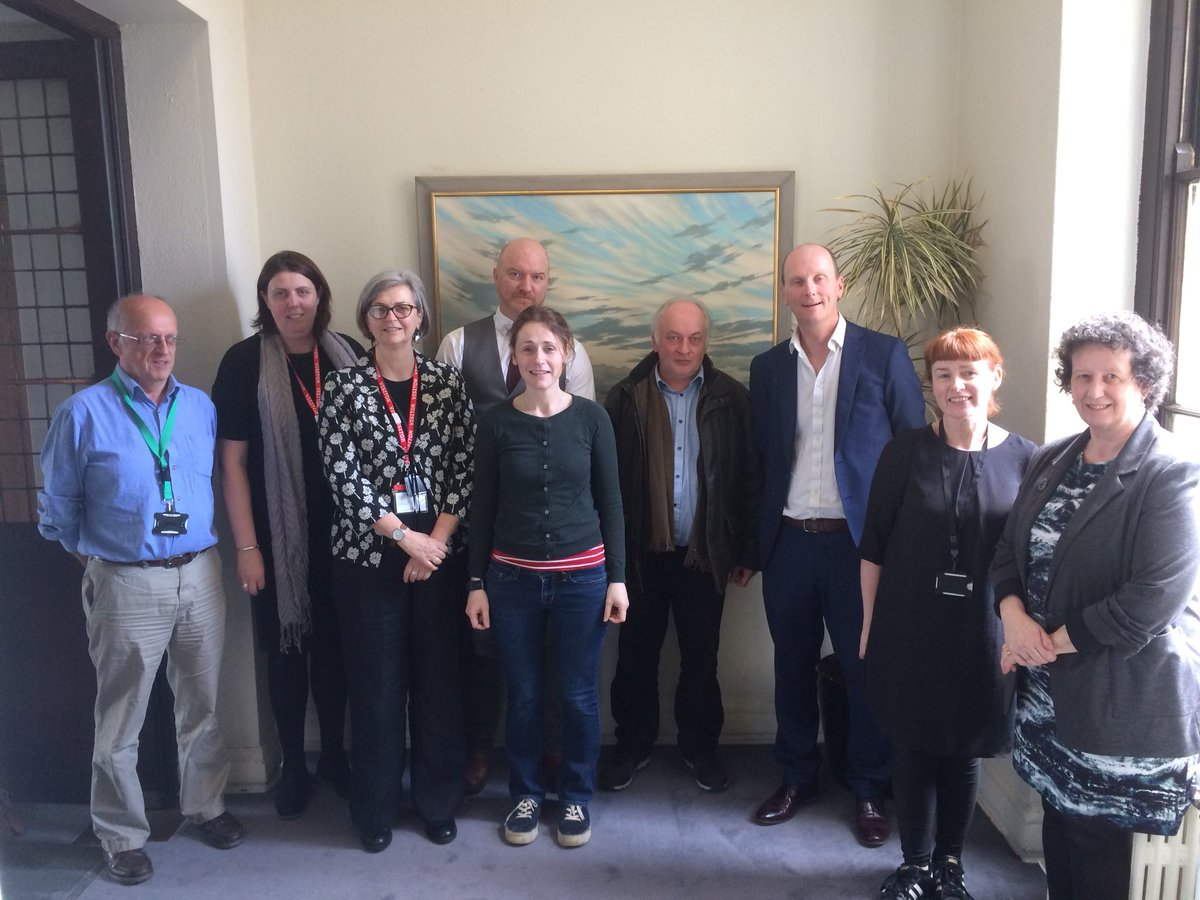 Great meeting today of Hill of Tara Conservation Plan steering group with representatives from @HeritageHubIRE @DeptAHG National Monuments, @opwireland @DiscProg @meathcoco on #internationalmonumentsday #Monuments #Tara<br>http://pic.twitter.com/inUS98JXHl