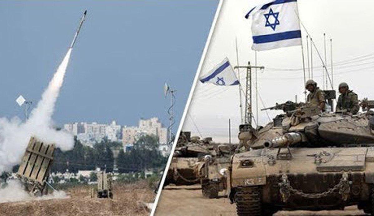 third world war info on twitter both israeli iranian sources
