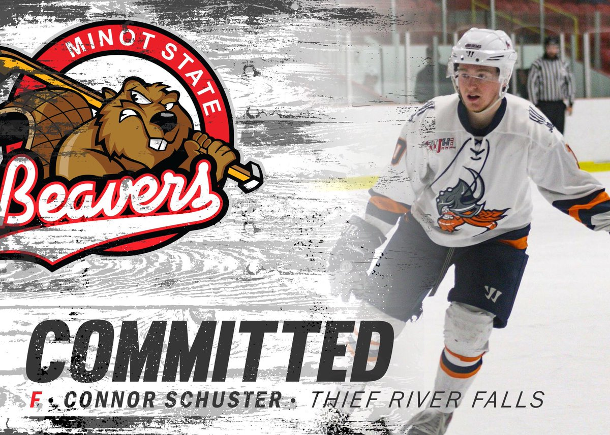 Minot State Hockey On Twitter Commitment The Beavers Are