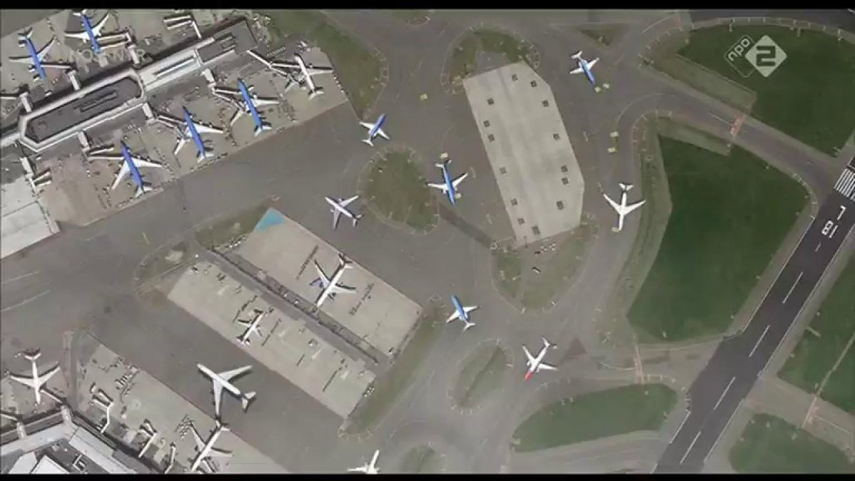 Nieuwsuur gemist: Schiphol als luchthaven in zee?