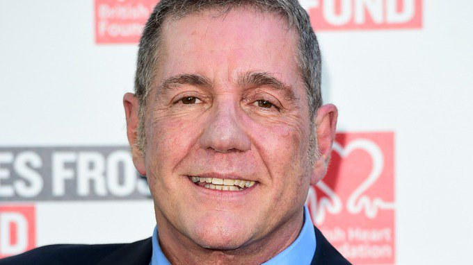 TV presenter Dale Winton dies at 62 https://t.co/b4iDcUITBB