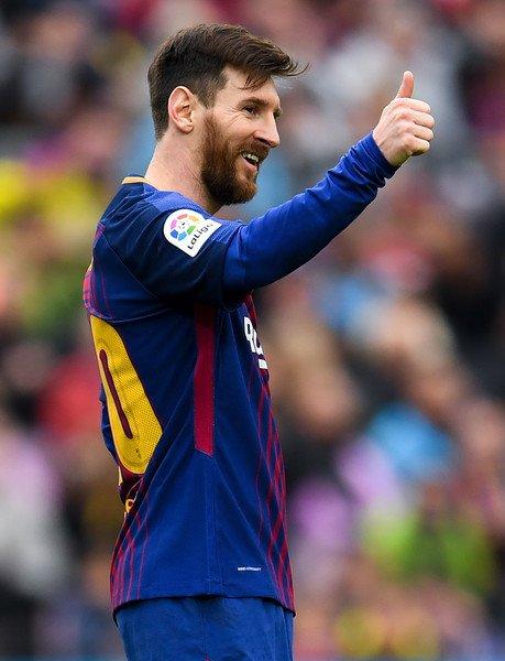 Leo Messi Twitter