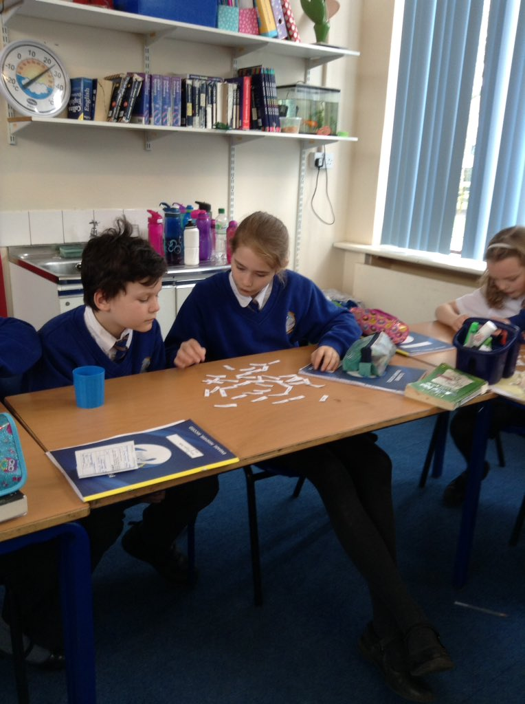 Investigating technical vocabulary in year 5 #English #vocabulary #collaborativelearning