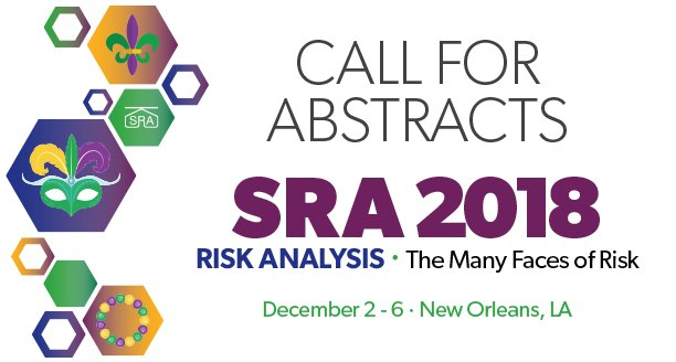 Sra  Society For Risk Analysis Socriskanalysis  Twitter