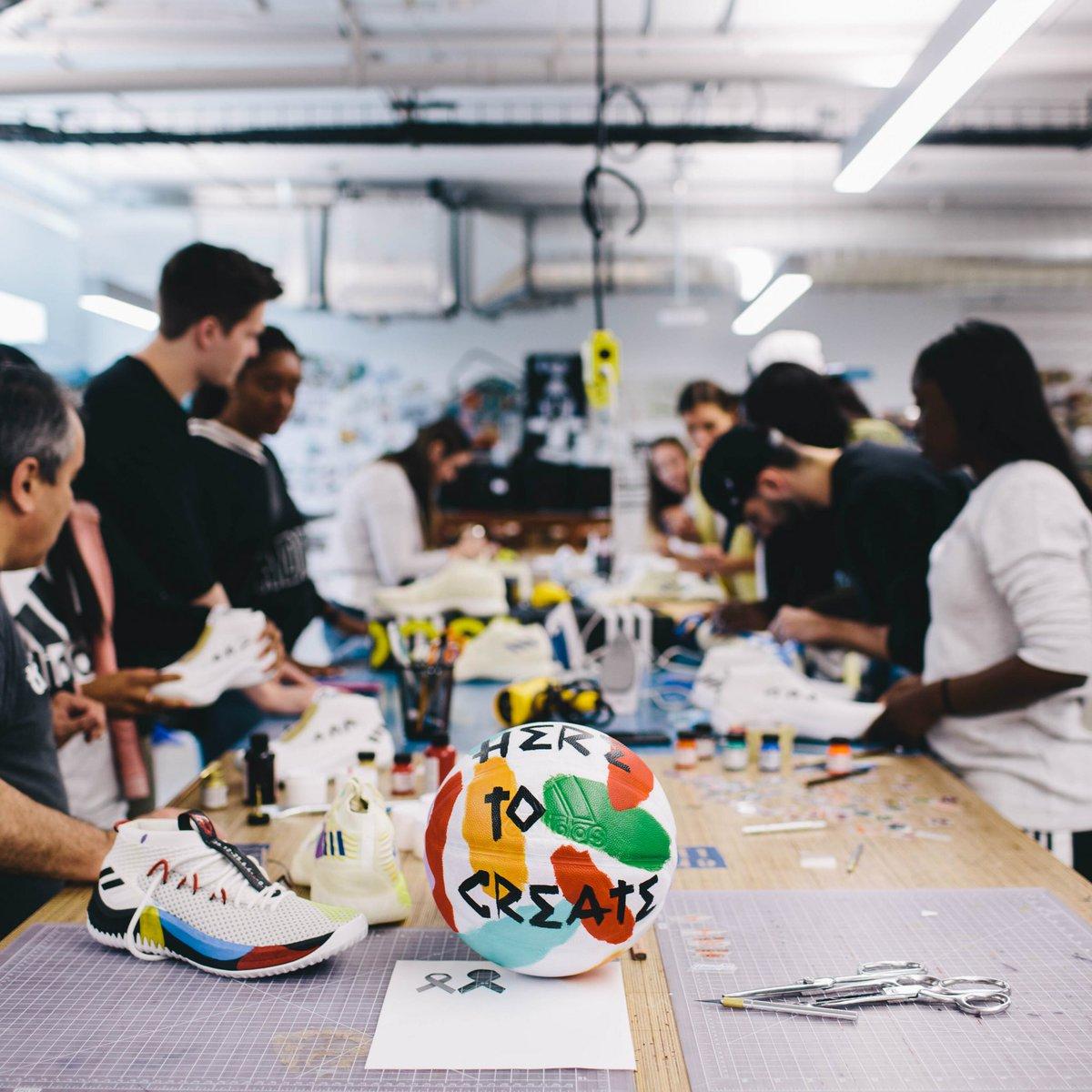 Calling All Creators with adidas Originals 9 I Can Make Shoes