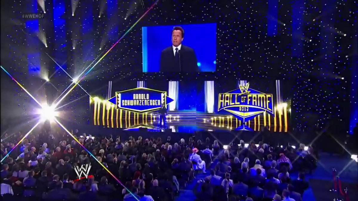 He brought so much great inspiration to so many millions of children...He has made such great contributions to this country. - Arnold @Schwarzenegger on WWE Hall of Famer Bruno Sammartino. #RIPBrunoSammartino
