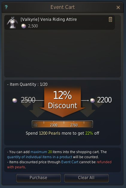 Black Desert Online Purchase Individual Outfit - Nnvewga