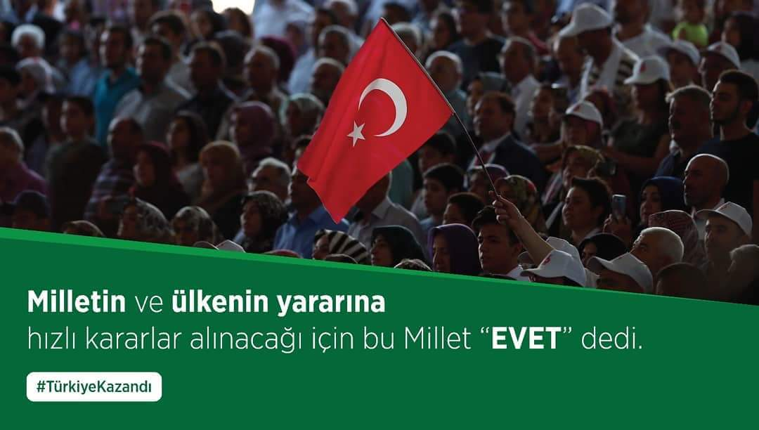 #TürkiyeKazandı Latest News Trends Updates Images - GlsmSTN1
