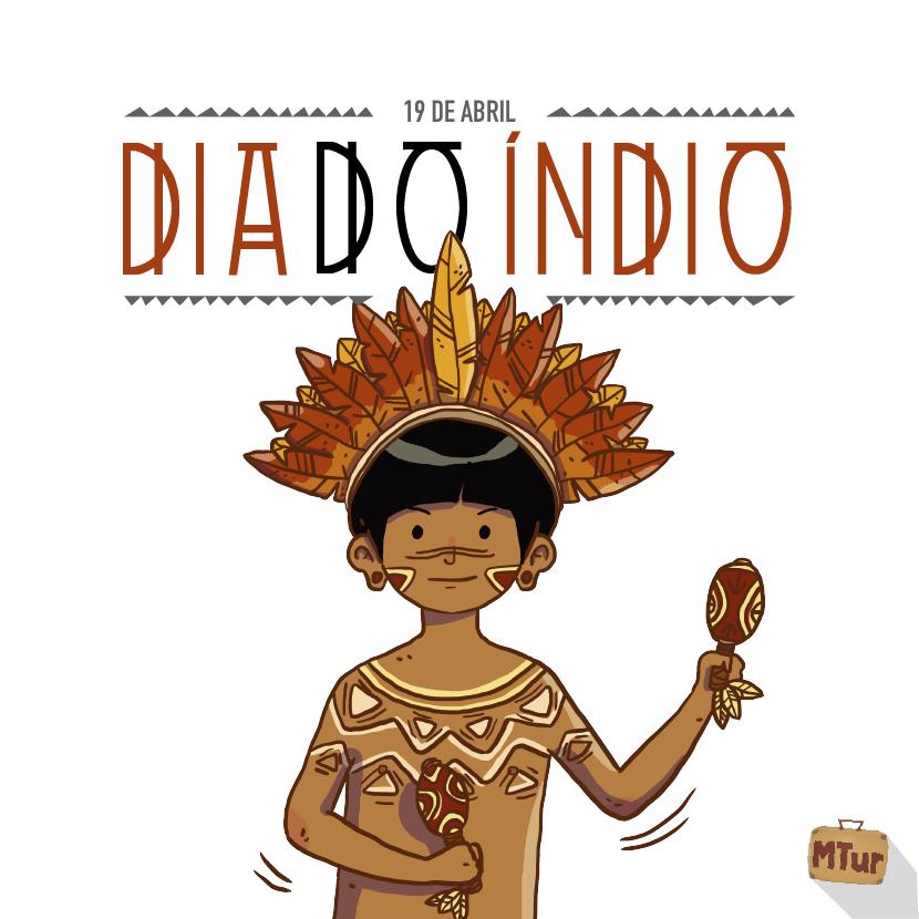 Seja qual for o seu destino, aprecie e ajude a preservar a cultura e a tradição dos povos indígenas do Brasil 💚   #DiaDoÍndio #19DeAbril