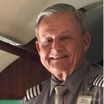 Congrats Capt. Wayne Jorgensen! He retired after 21 years w/Flexjet. In his career, he was a Lear 60 Fleet Manager, Challenger 604 Chief Pilot, Check Airman & #Challenger300 pilot. He received a water cannon salute at #ICAO #KFTW.
