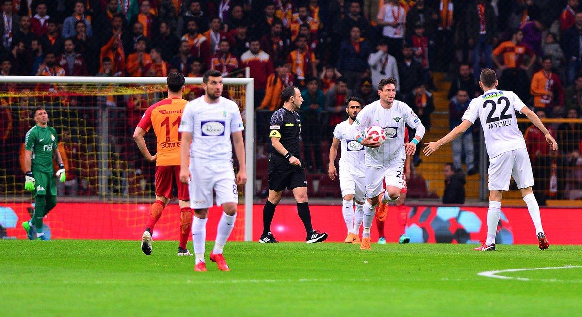 Селезнев забил два гола Галатасараю и вывел Акхисар в финал Кубка Турции - изображение 1