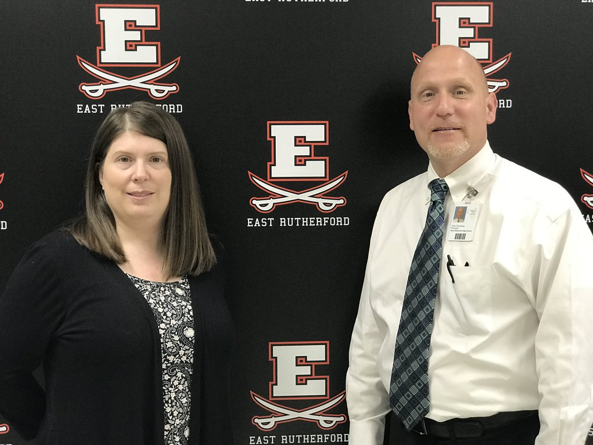East Rutherford High On Twitter Congratulations To Mrs Amy Owens