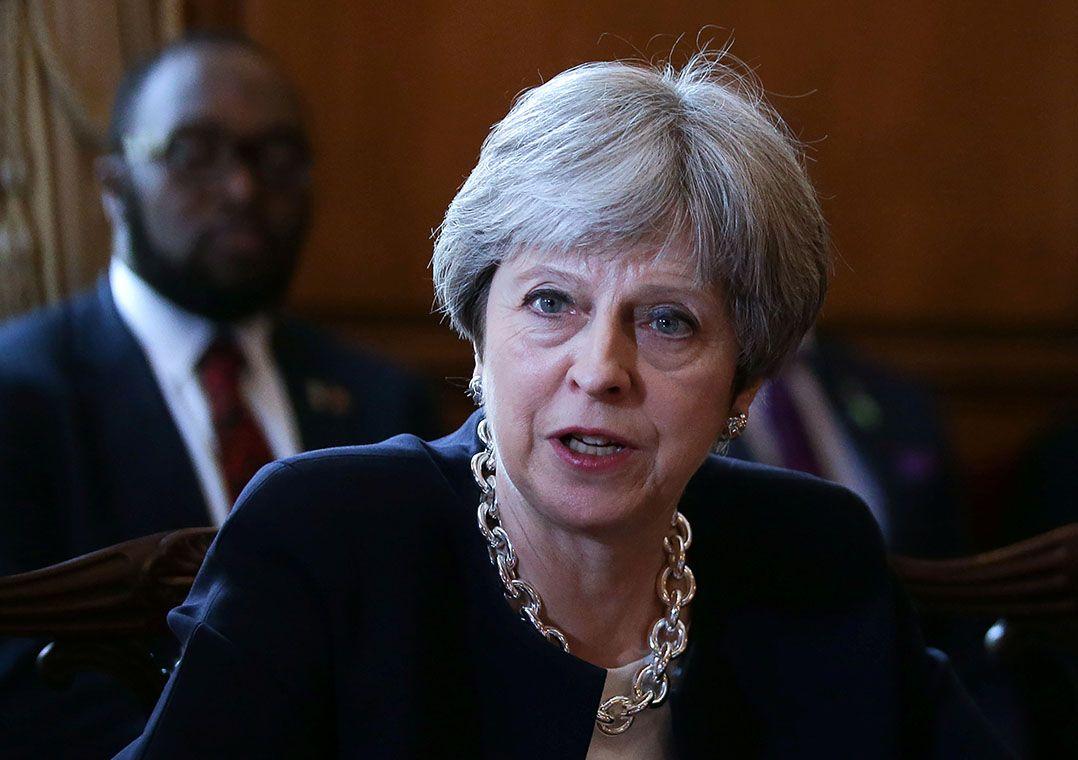 Reino Unido diz lamentar leis discriminatórias contra homossexuais. A primeira-ministra, Theresa May, abordou questões humanitárias durante reunião com a Comunidade Britânica. #FocoEmVocê