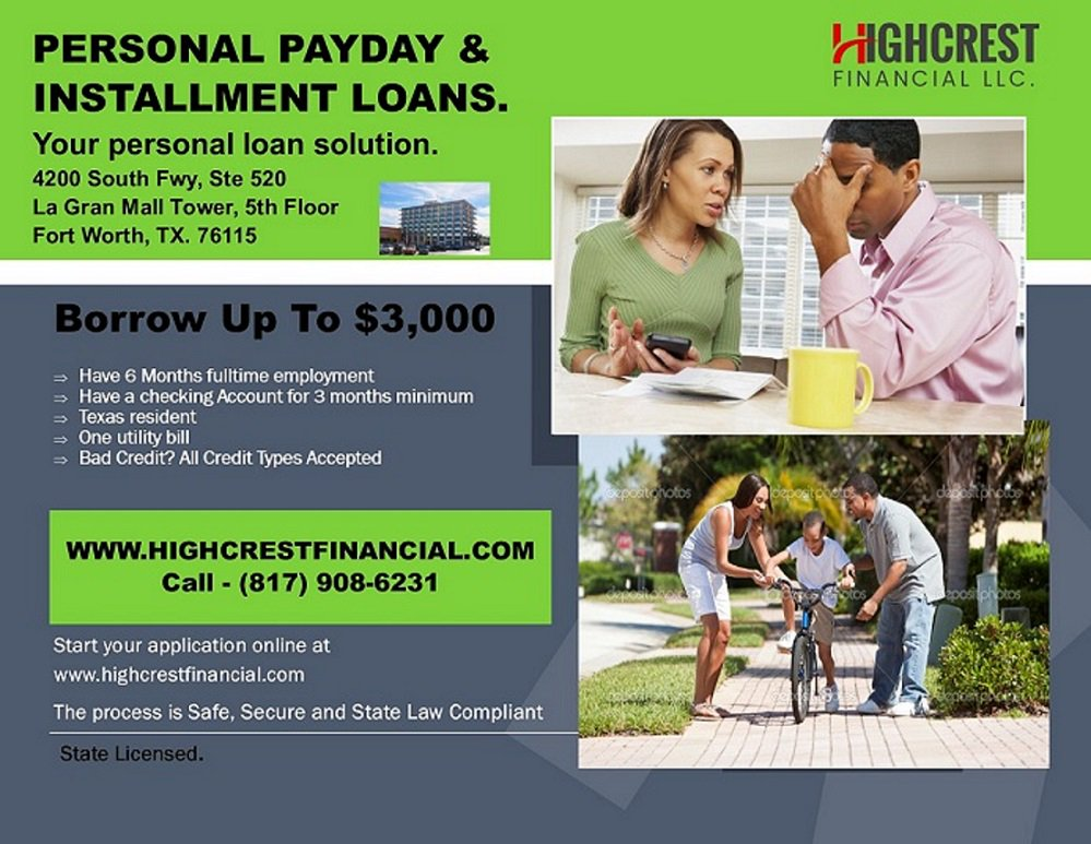 payday or installment loans