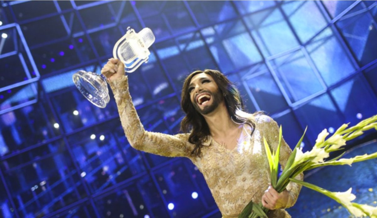 Rising above the ashes, Conchita Wurst shows true class  http:// escunited.com/rising-above-t he-ashes-conchita-wurst-shows-true-class/ &nbsp; …   #Conchita #ConchitaWurst #TomNeuwirth<br>http://pic.twitter.com/H03rM9qlOV