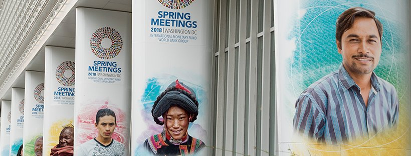 Highlights of the 2018 World Bank - IMF Spring Meetings