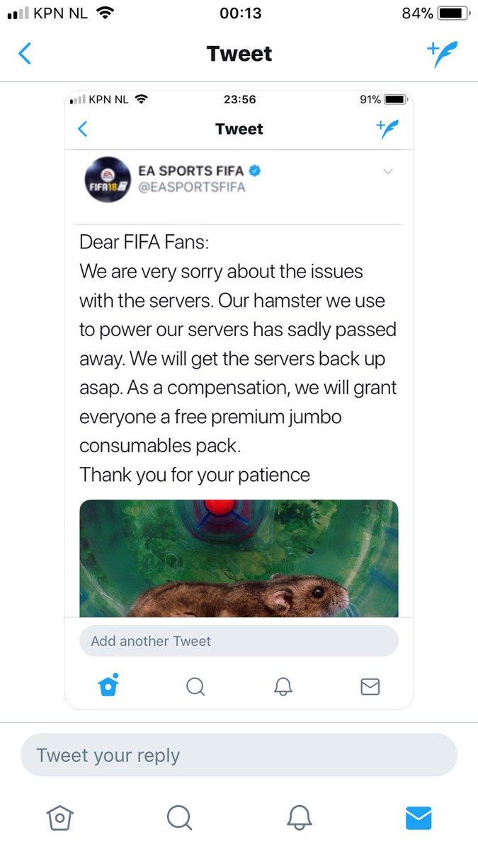 EA SPORTS FIFA on Twitter: