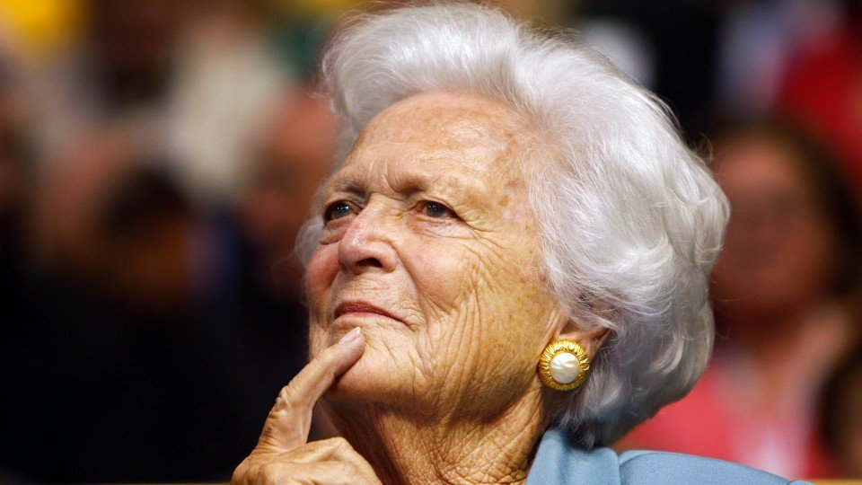 .@TimNaftali spent an afternoon with Barbara Bush in 2015, and came to appreciate 'her willingness not only to learn about people she didn't understand, but to recognize she might have been wrong about them.' Read his tribute to the former first lady: https://t.co/4SJJQROrn7
