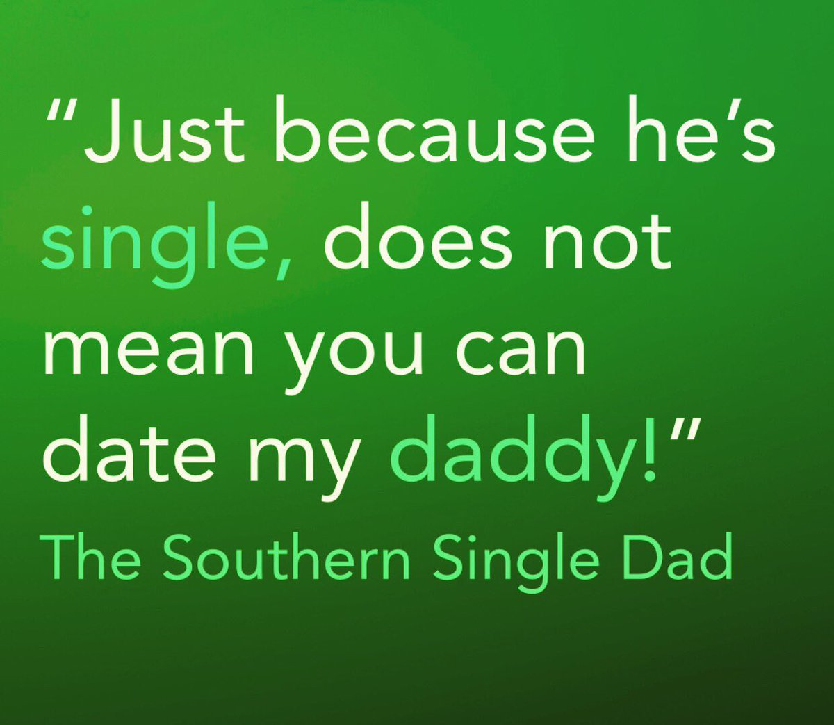 The Southern Single Dad on Twitter: \