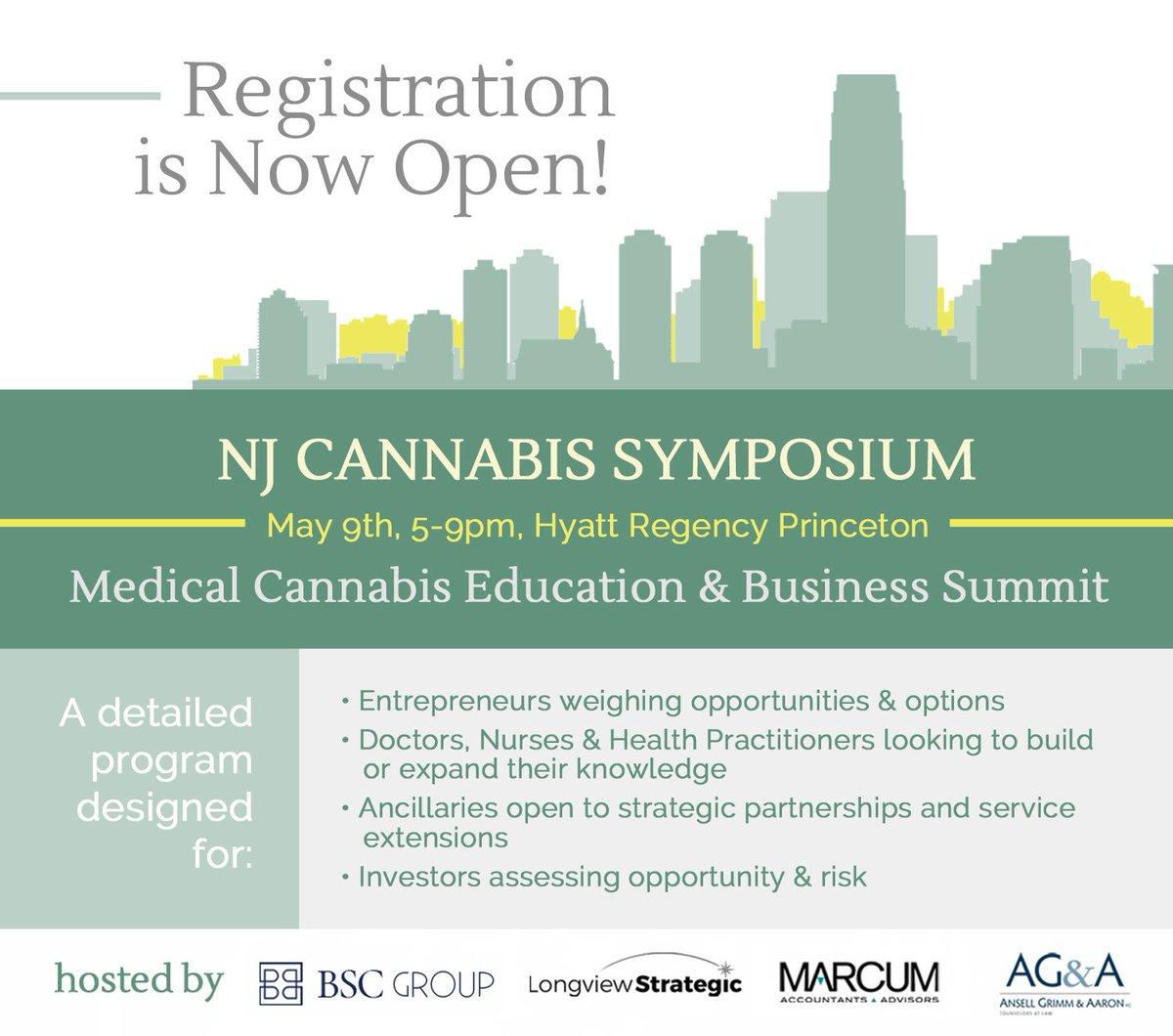 New Jersey Cannabis Symposium Njcsevents Twitter